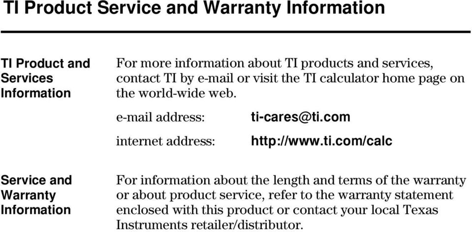 e-mail address: ti-