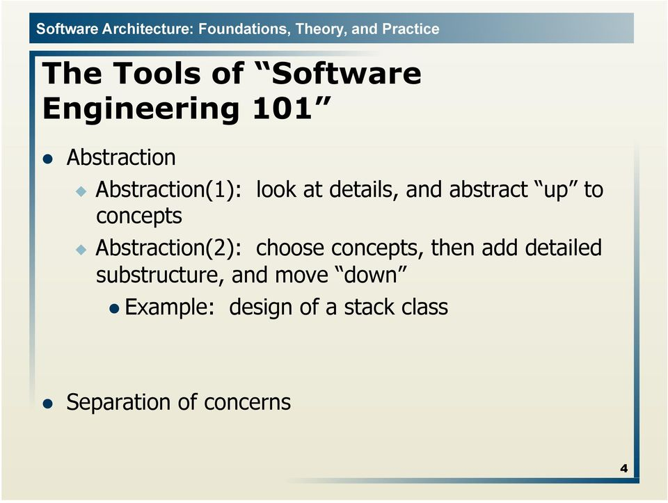 Architectural Patterns and Styles - PDF
