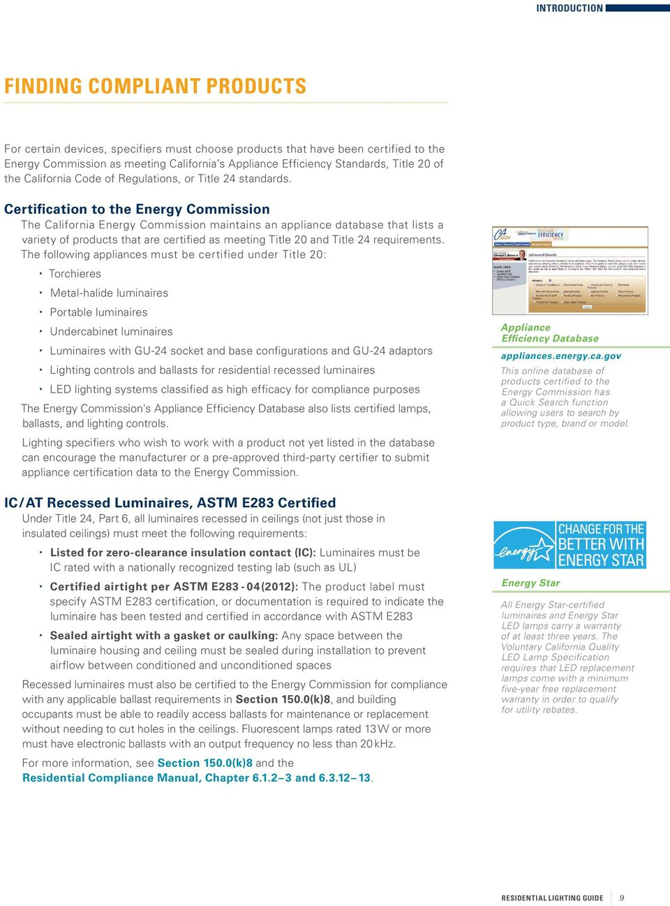 2013 Title 24 Part 6 A Guide To Meeting Or Exceeding California