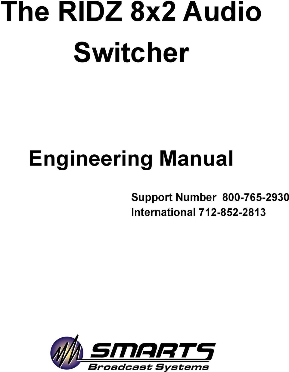 Manual Support Number