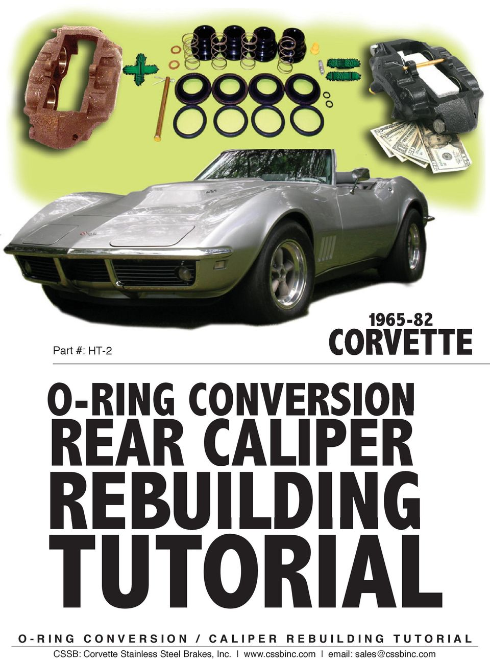 O-RING CONVERSION