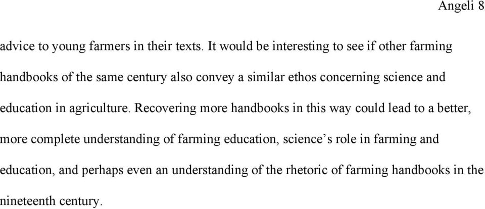 concerning science and education in agriculture.