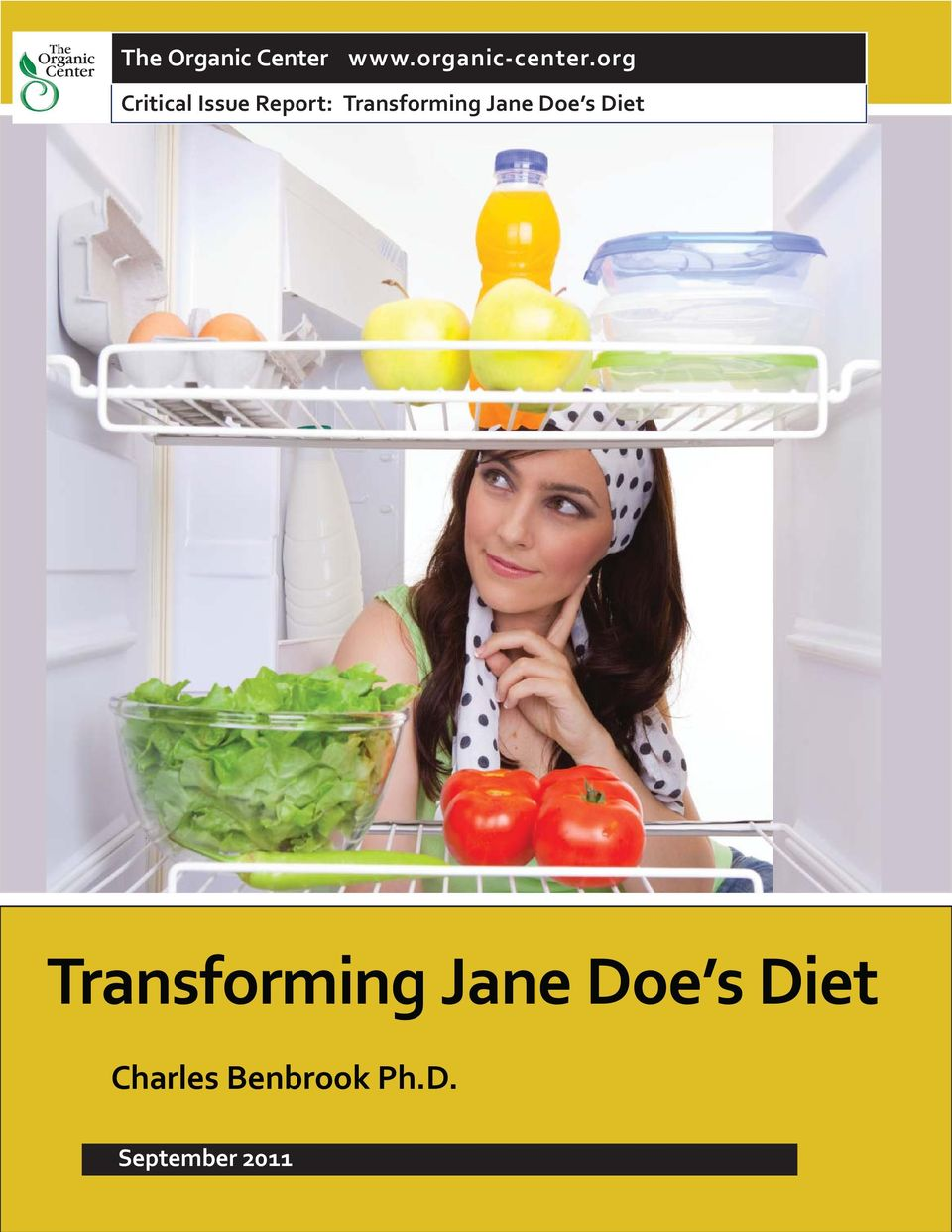 Jane Doe s Diet Transforming Jane Doe s