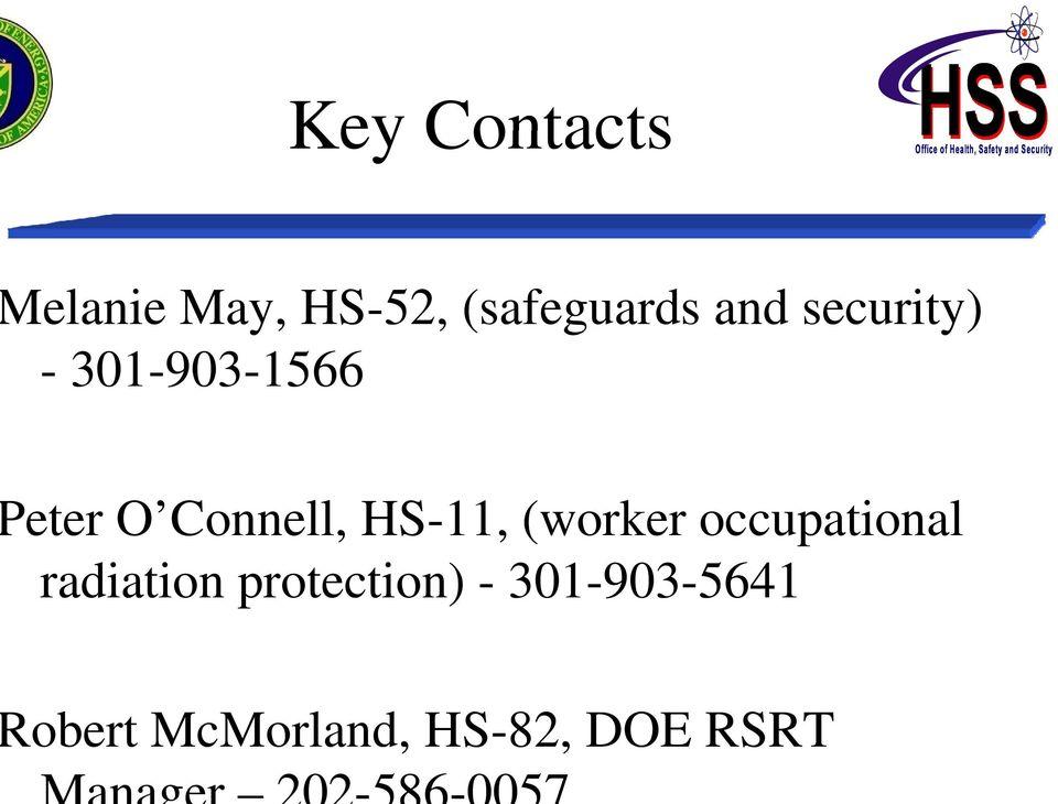 llhs11 HS-11, (worker occupational radiation