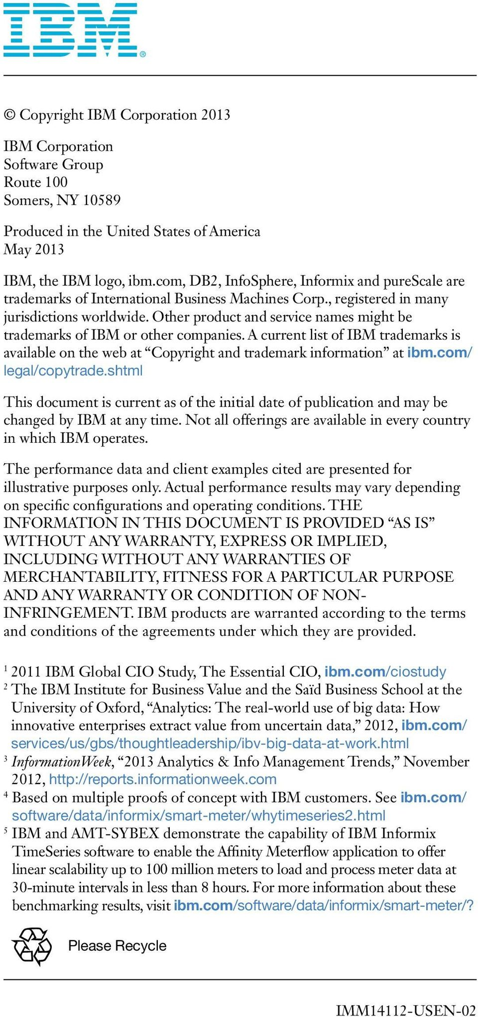 ibm software products list pdf