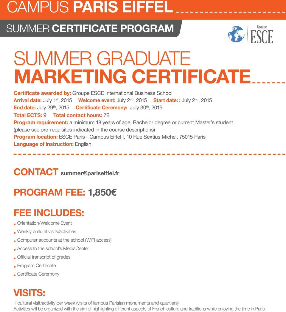 marketing communication pre course This course emphasises a strategic planning perspective and provides a theoretical appreciation and practical understanding of the process of contemporary integrated marketing communications.