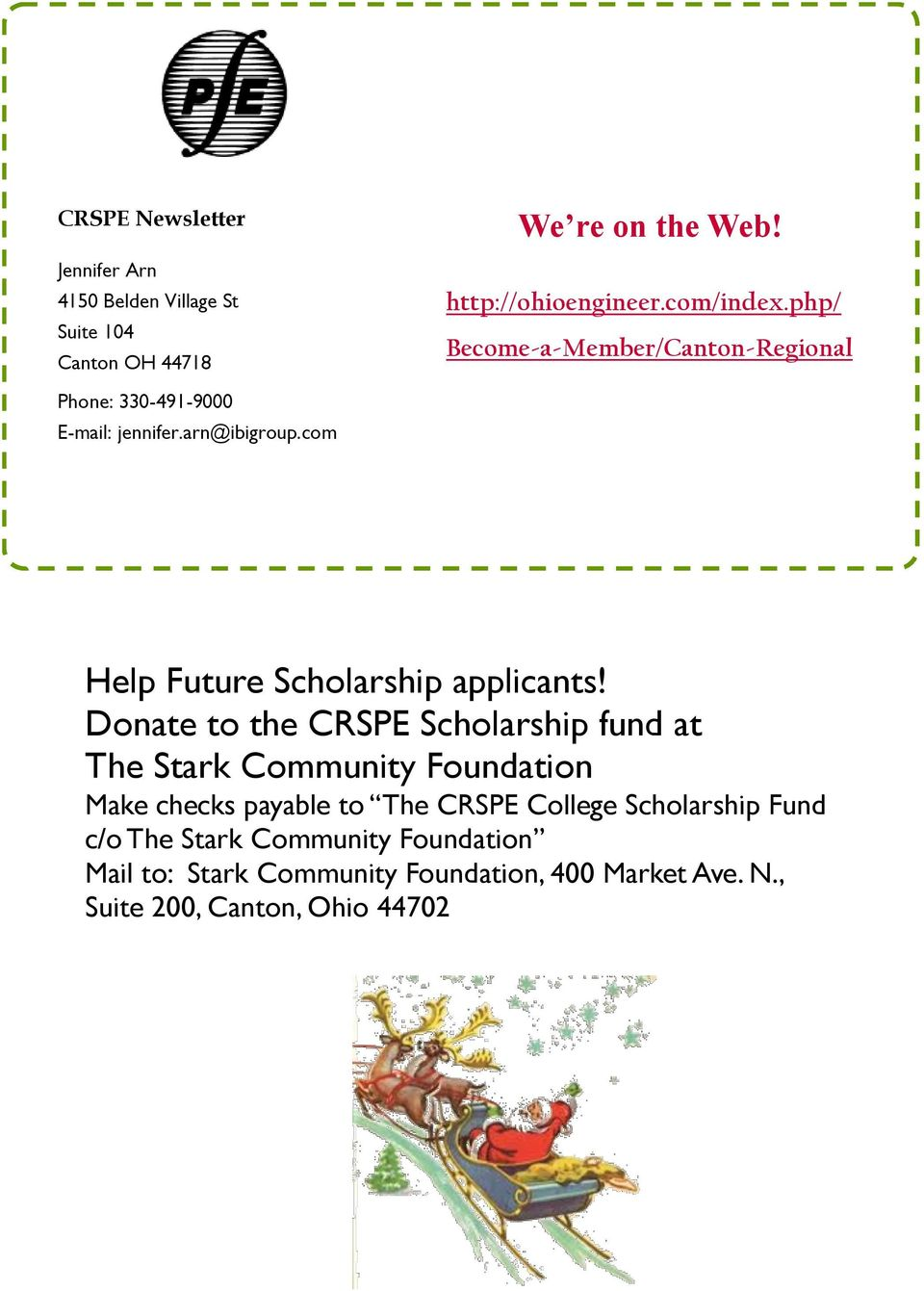 com Help Future Scholarship applicants!