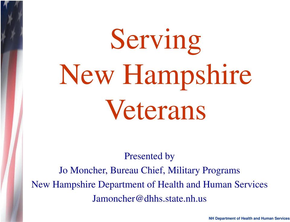 Programs New Hampshire Department of
