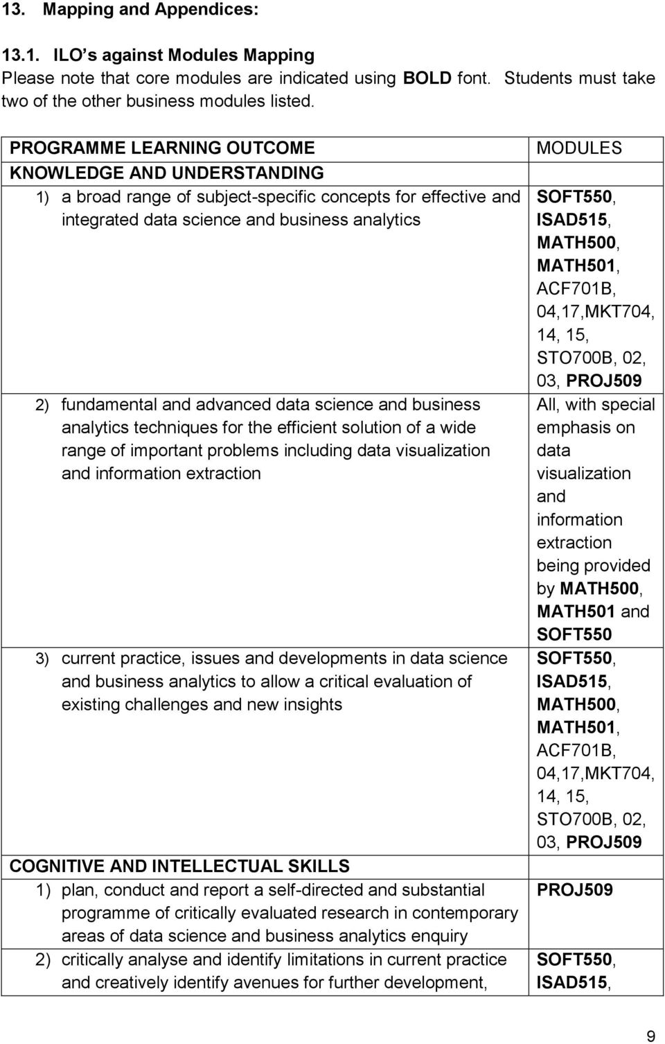 science and business analytics techniques for the efficient solution of a wide range of important problems including data visualization and information extraction 3) current practice, issues and