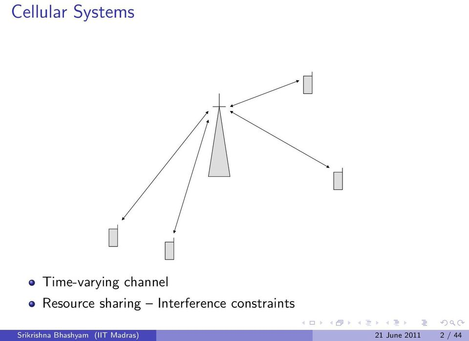 Interference constraints