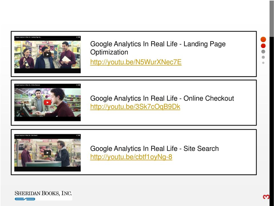 be/n5wurxnec7e Google Analytics In Real Life - Online