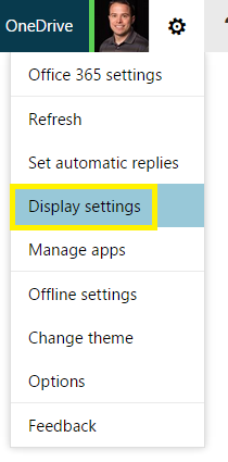 - Click on the Outlook Web App version option then put a check mark in