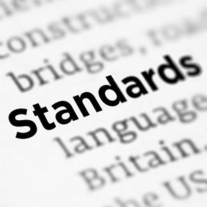 An interrelated suite of standards have been produced