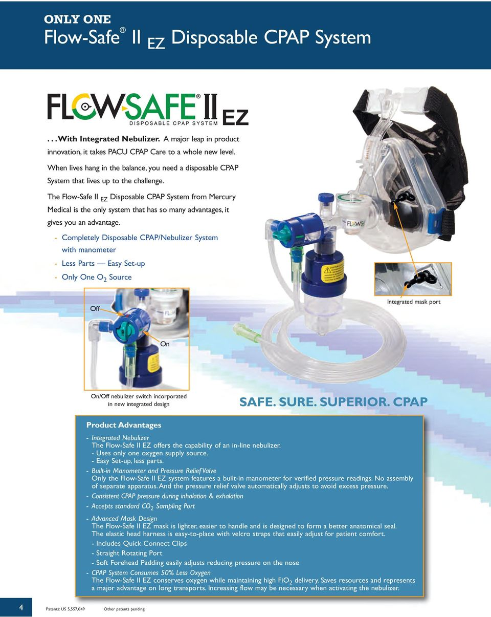 Flow-Safe® II+ and WoundClot™ selected as JEMS Hot ...