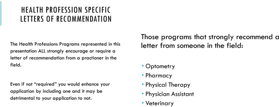 applicants strengths recommendation letters Med school recommendations that helped applicants experts say the best recommendation letters convey an applicant's motivation and compassion.