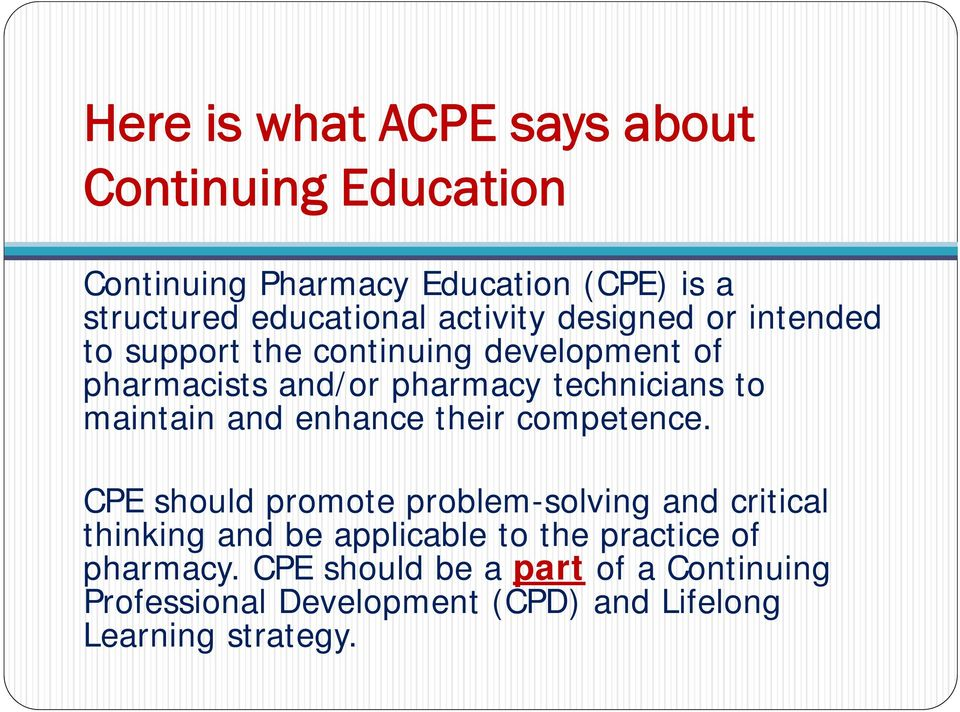 ncees continuing professional competency guidelines