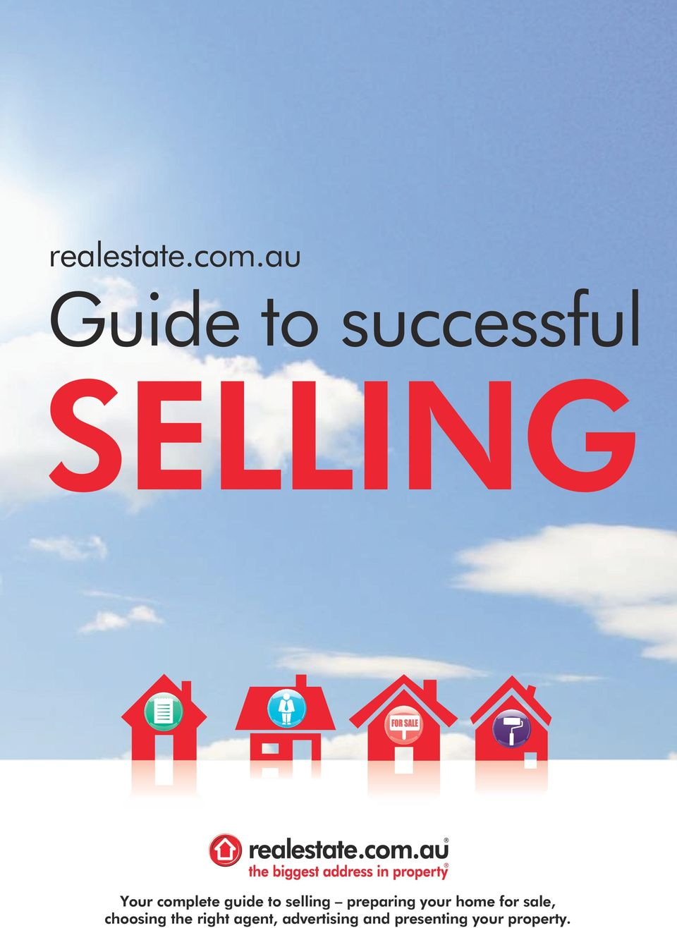 complete guide to selling preparing your