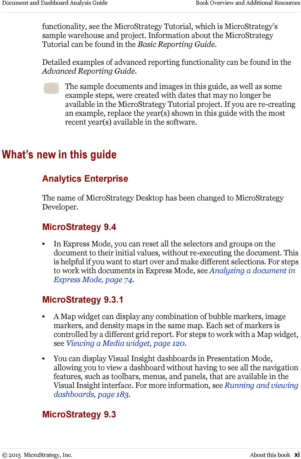 Document And Dashboard Analysis Guide Pdf