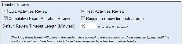 Fail Attempts Allwed: By default, students are allwed 2 attempts t pass an assessment.