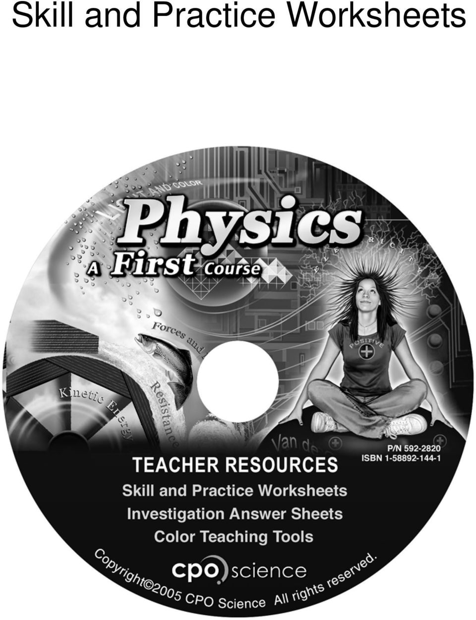 Printables Cpo Science Worksheets cpo science worksheets davezan templates and worksheets