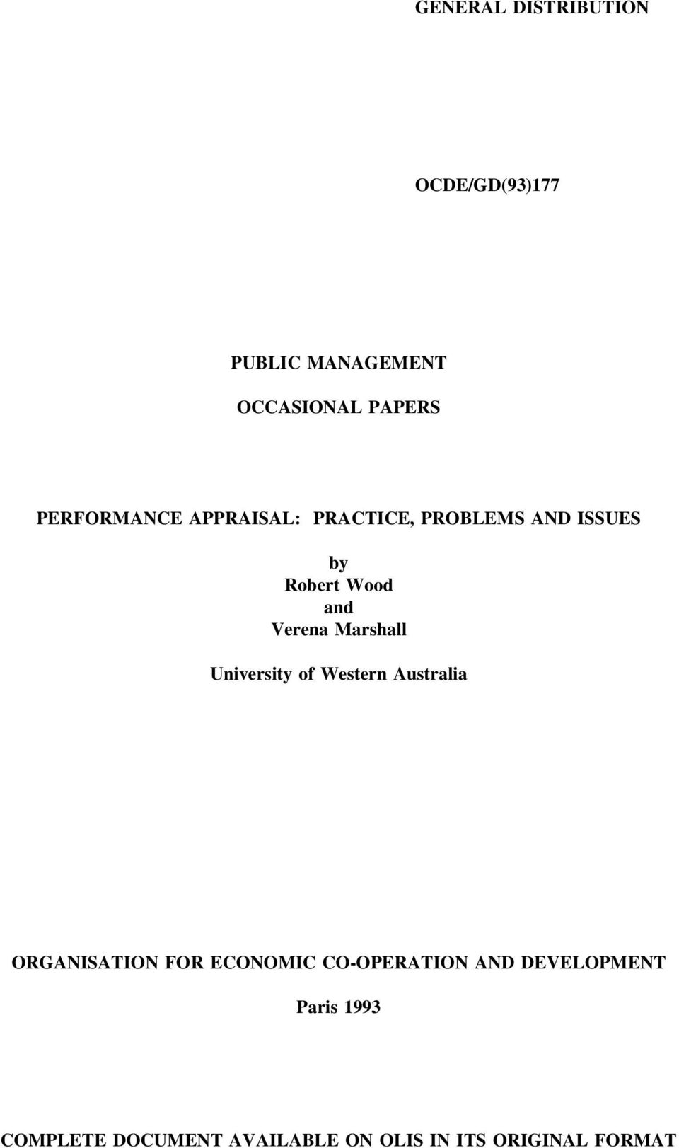HR management essay on: Effective Performance Management Systems