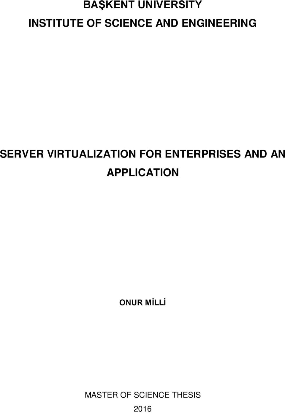server virtualization essay Intel® virtualization technology (vt) in converged application platforms enabling improved utilization, change management operation, helped create the latest trend in server consolidation - virtualization technology figure 1 converged application platform 6 white paper.