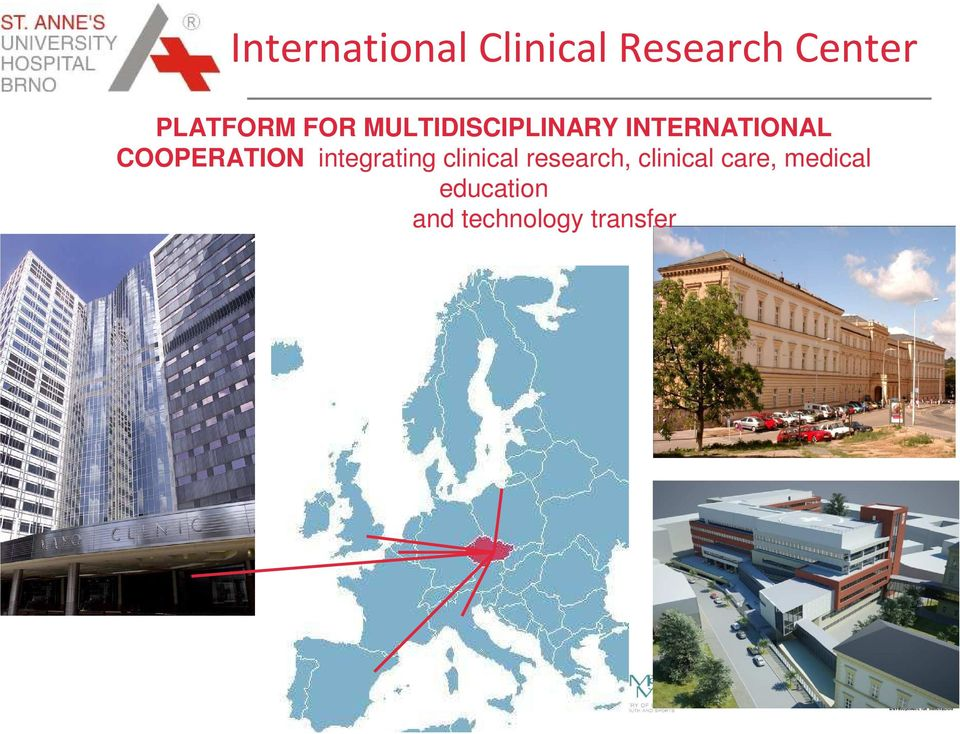 COOPERATION integrating clinical research,