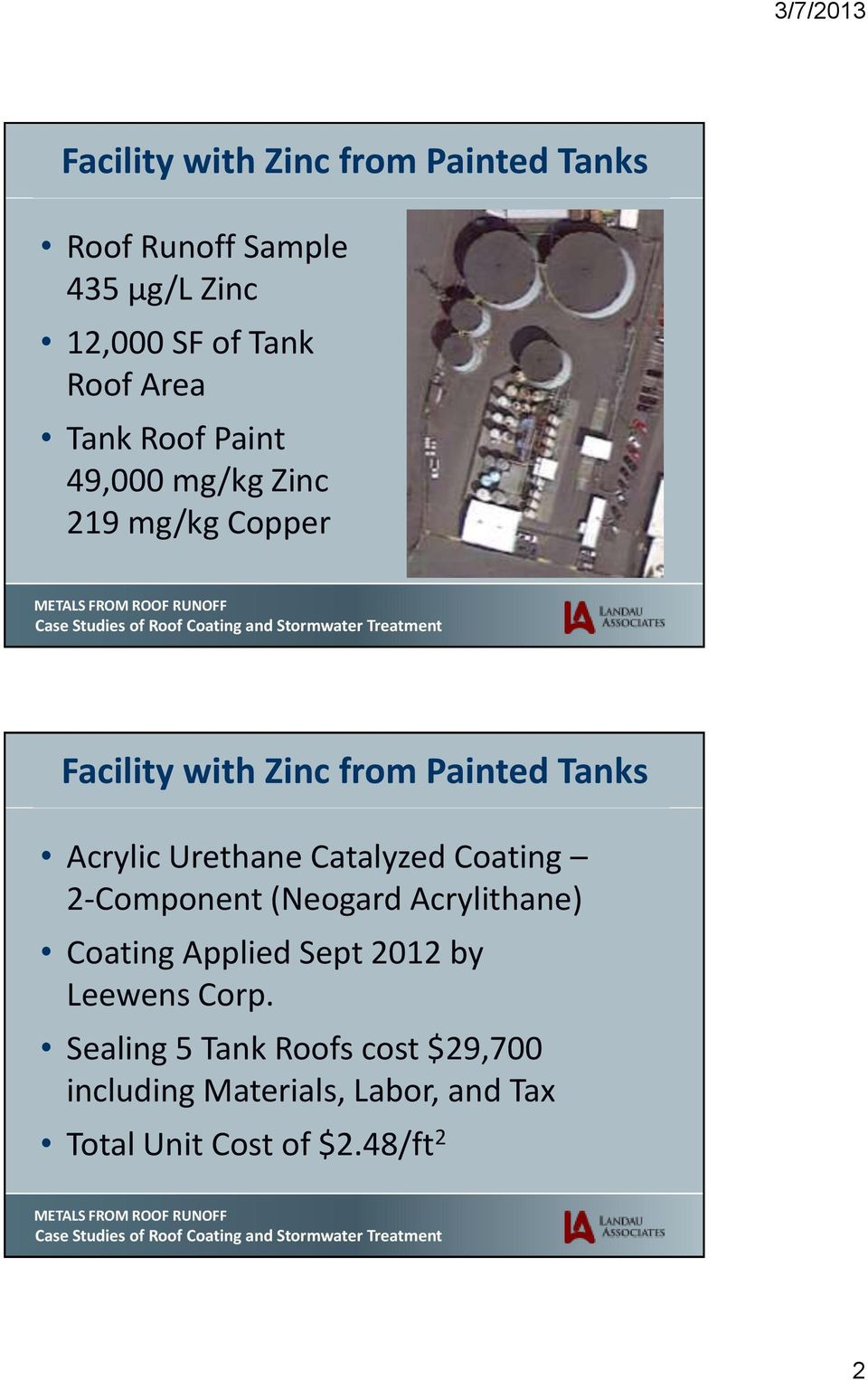 Sources of Metals from Roofs - PDF