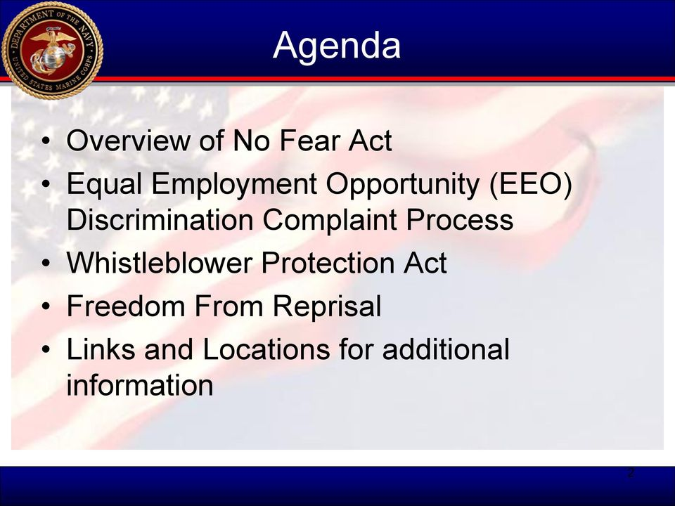 Process Whistleblower Protection Act Freedom From