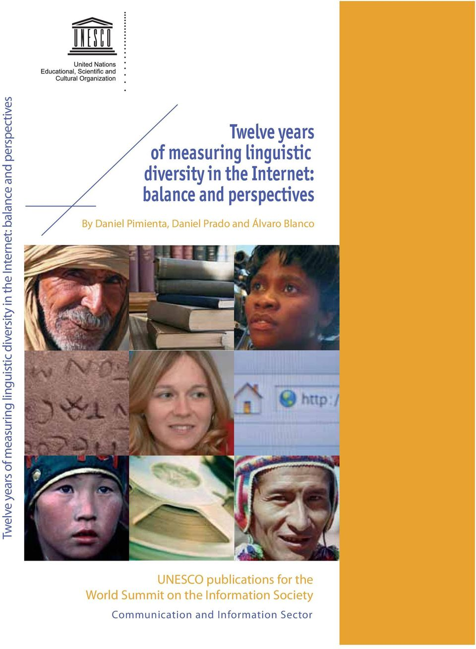 UNESCO publications for the World Summit on the Information Society Communication