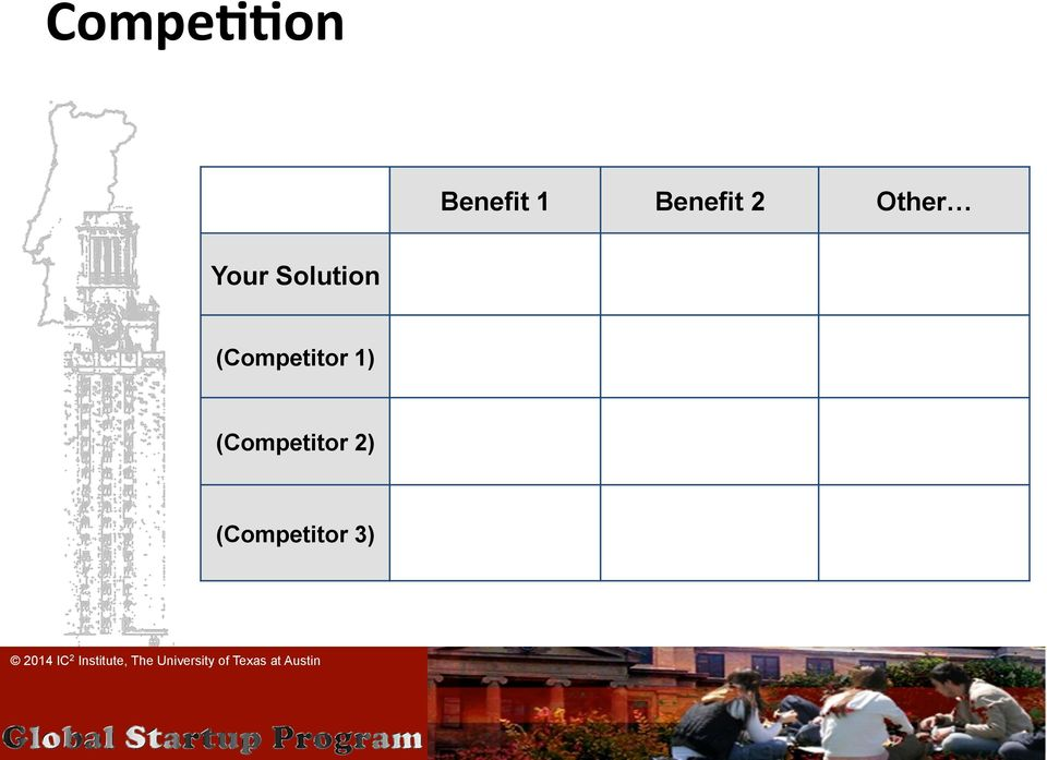 Solution (Competitor 1)