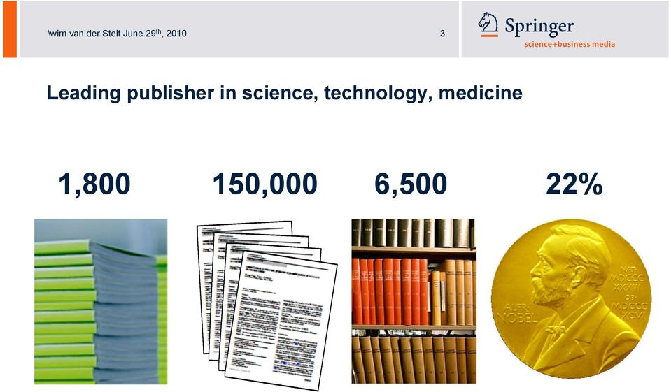 publisher in science,