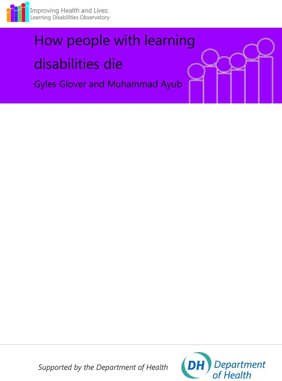 disabilities die