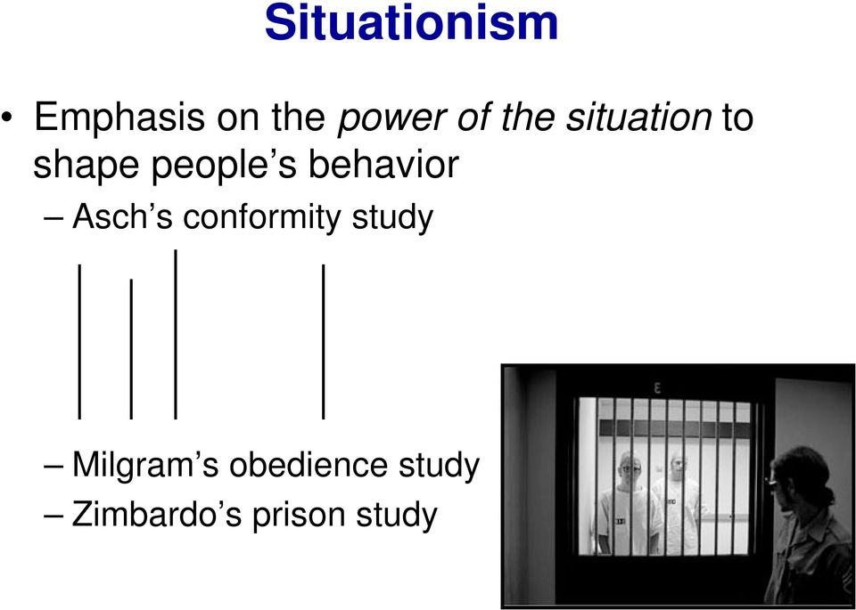 behavior Asch s conformity study