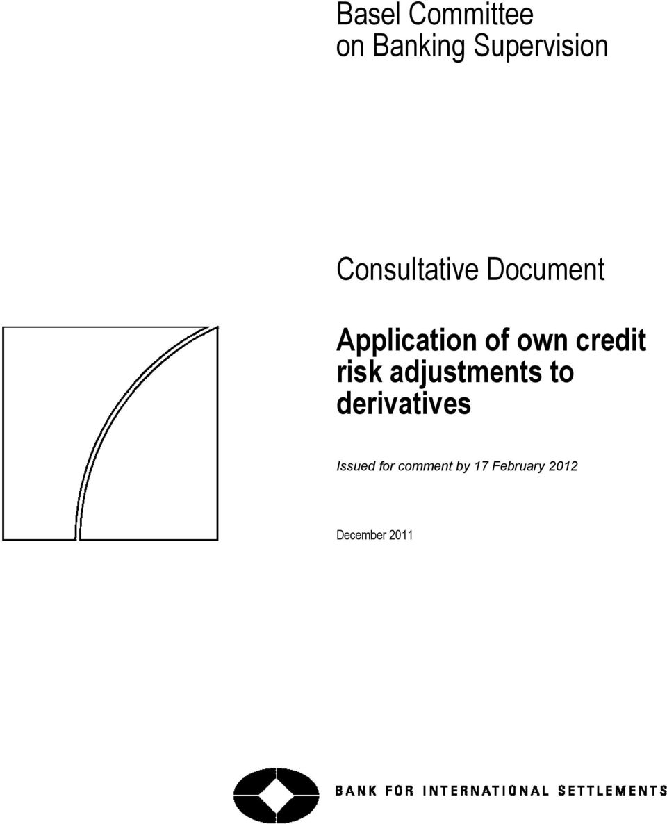 credit risk adjustments to derivatives