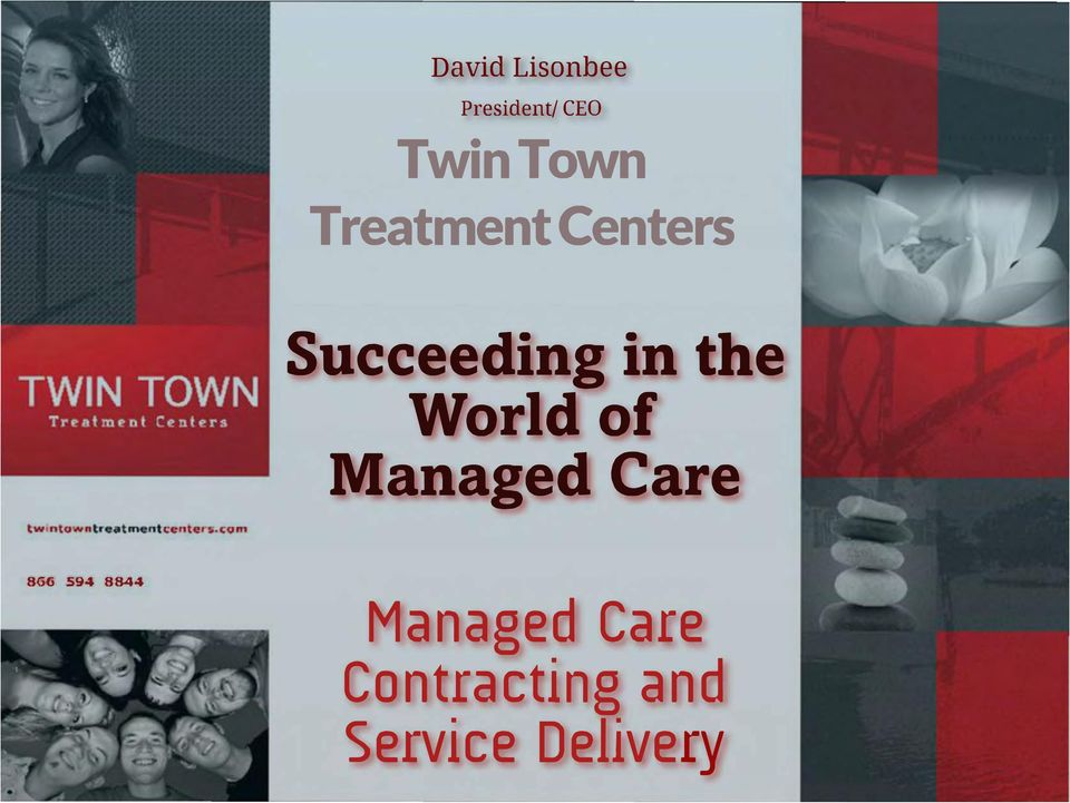 the World of Managed Care 8GG 594 8844