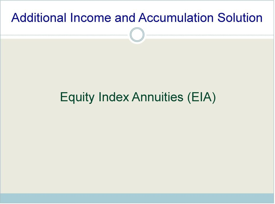 Solution Equity