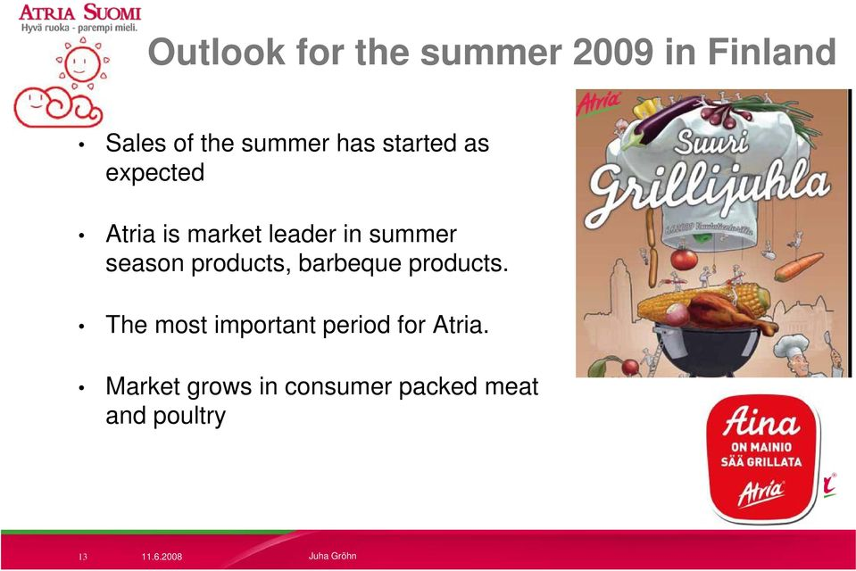 products, barbeque products.