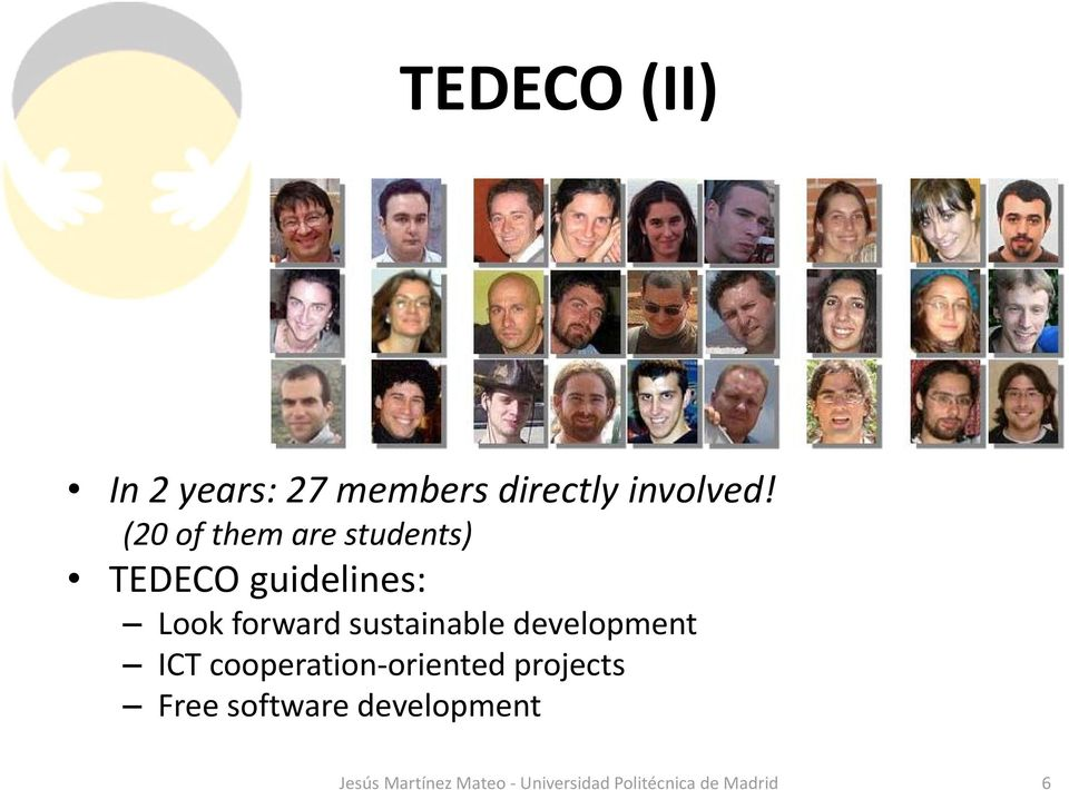 sustainable development ICT cooperation oriented projects Free