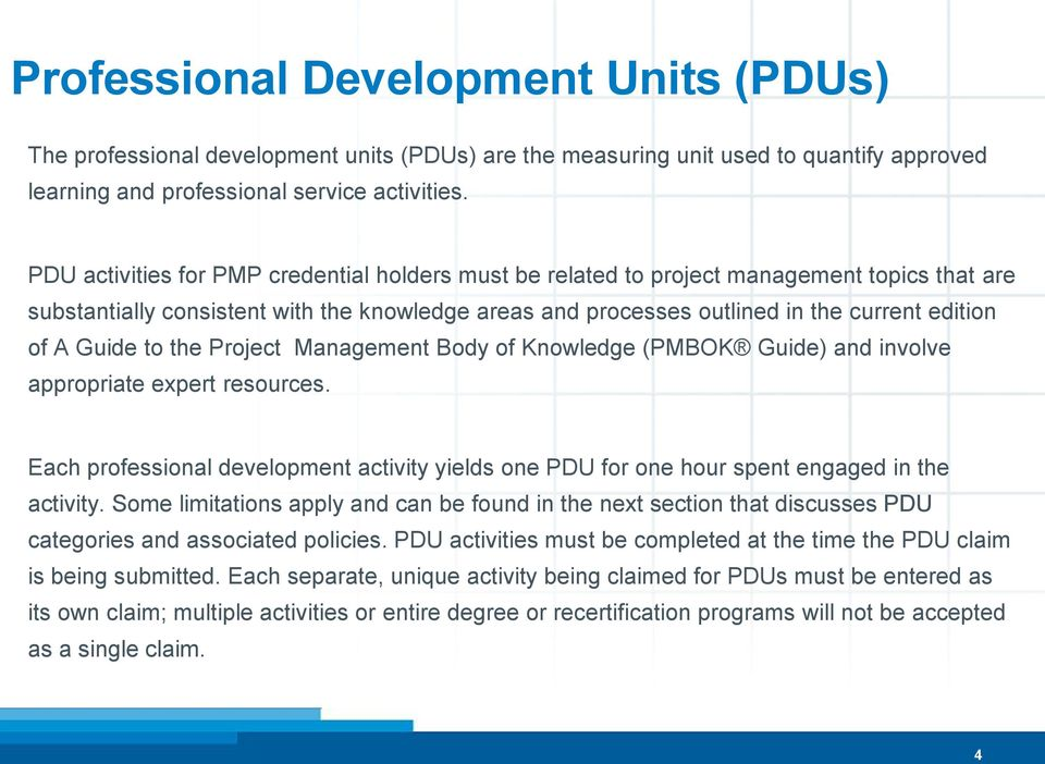 Guide to the Project Management Body of Knowledge (PMBOK Guide) and involve appropriate expert resources.