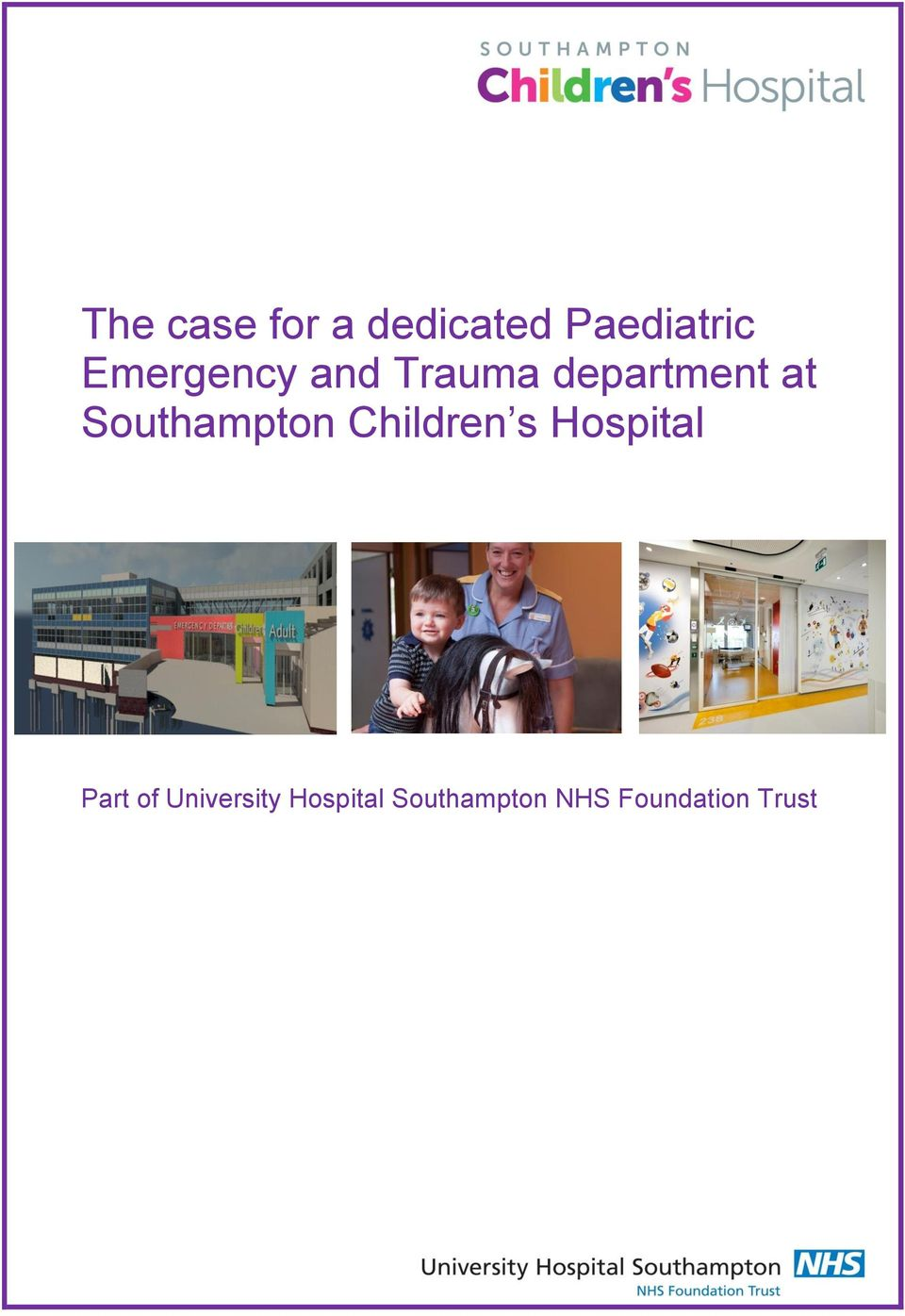 Southampton Children s Hospital Part of