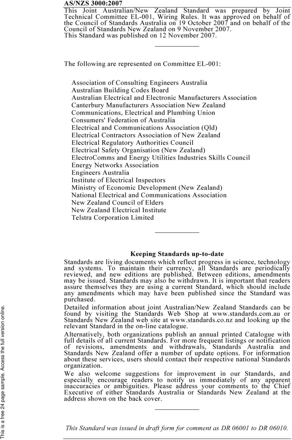 Asnzs 30002007 wiring rules pdf this standard was published on 12 november 2007 keyboard keysfo Images