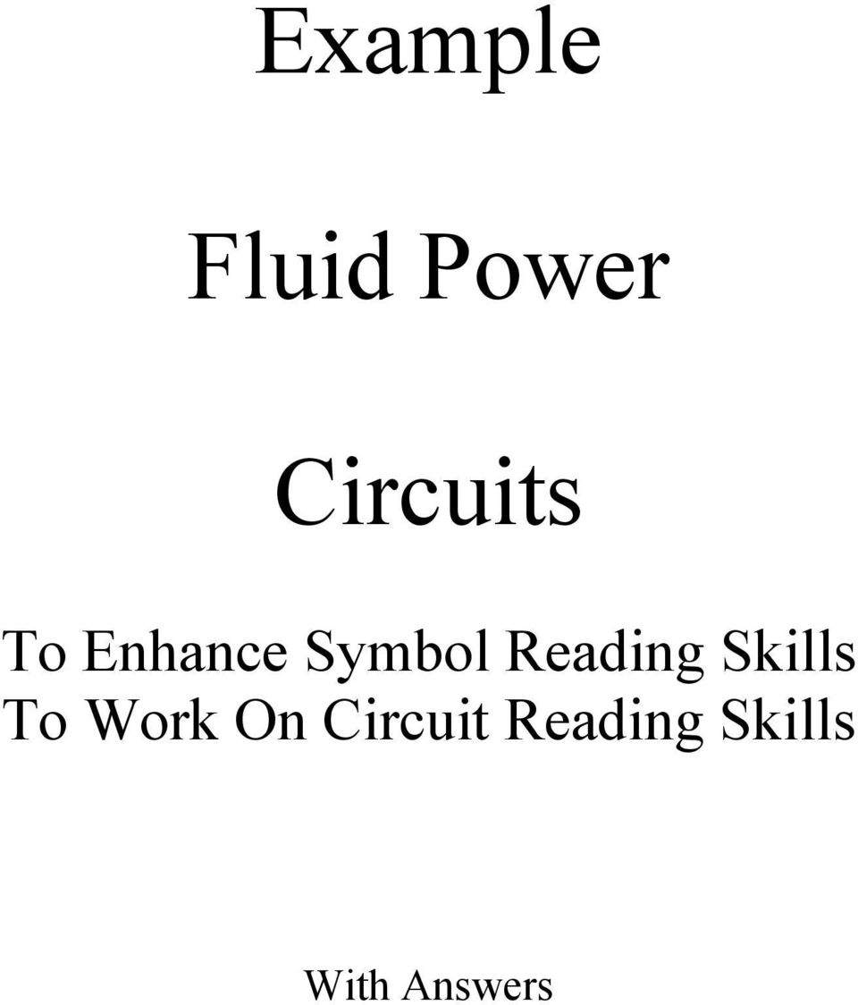 Reading Skills To Work On
