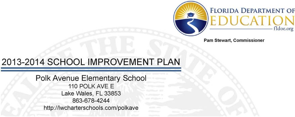 School 110 POLK AVE E Lake Wales, FL 33853