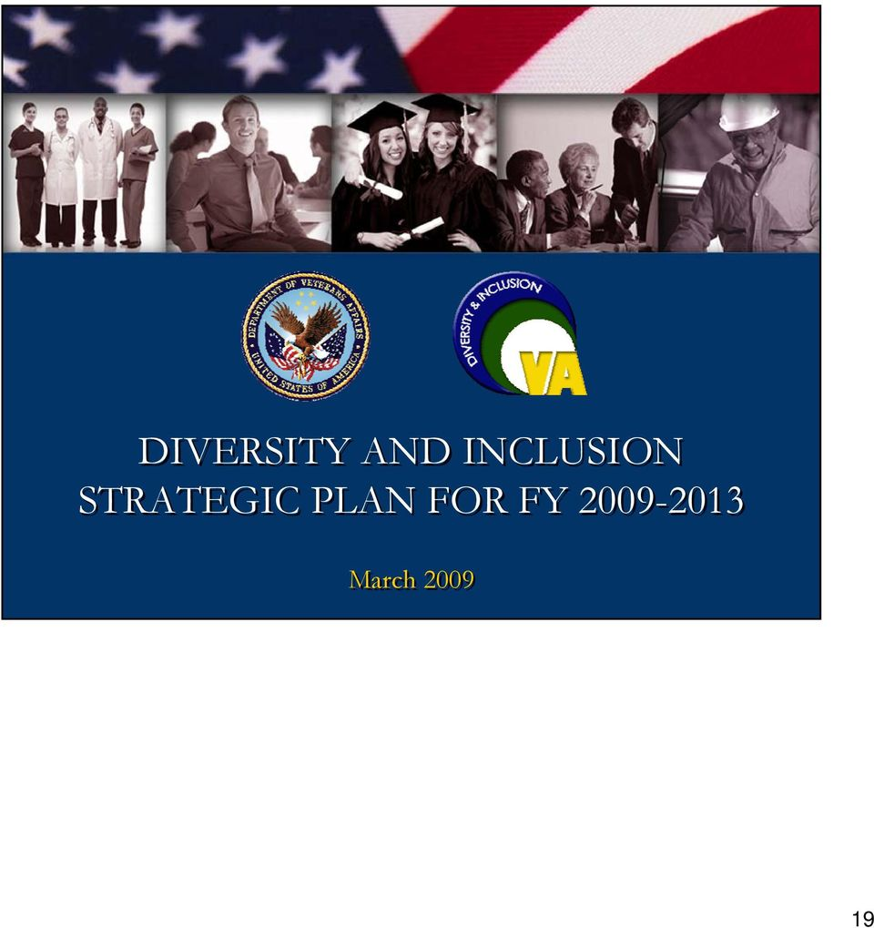 INCLUSION STRATEGIC PLAN FOR FY