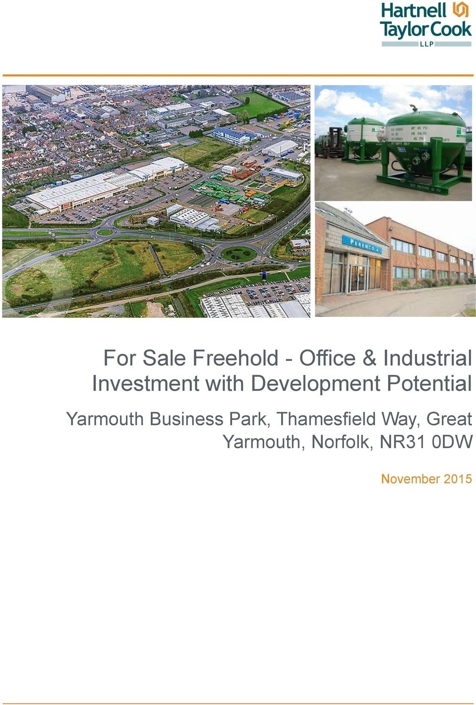 Yarmouth Business Park, Thamesfield Way,