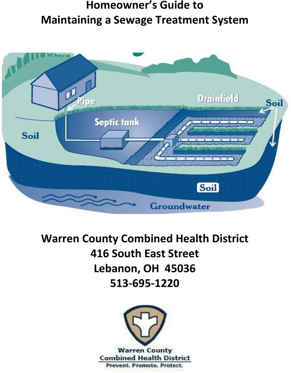 Combined Health District 416 South