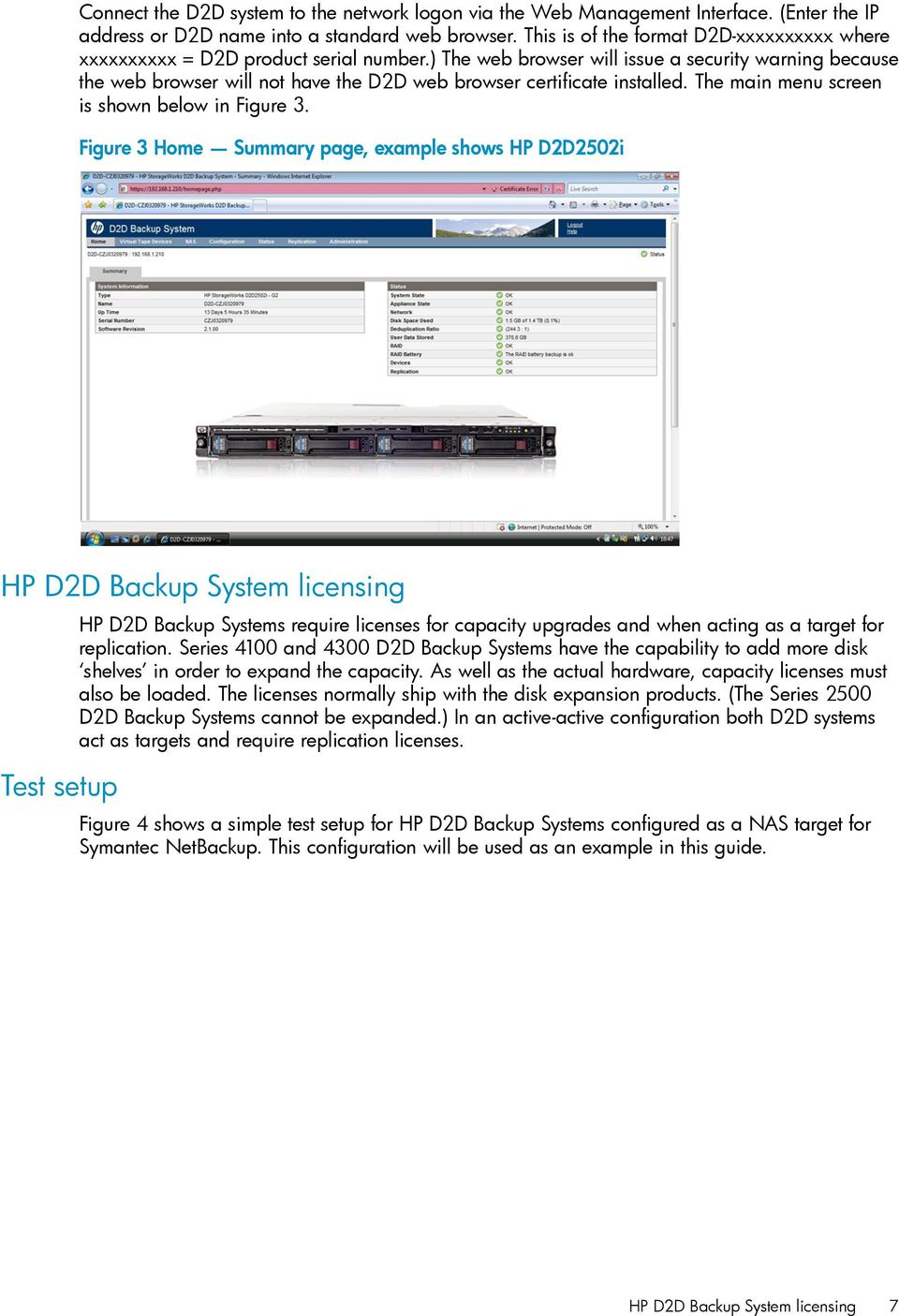 Hp Storeonce D2d Nas Integration With Symantec Netbackup Pdf
