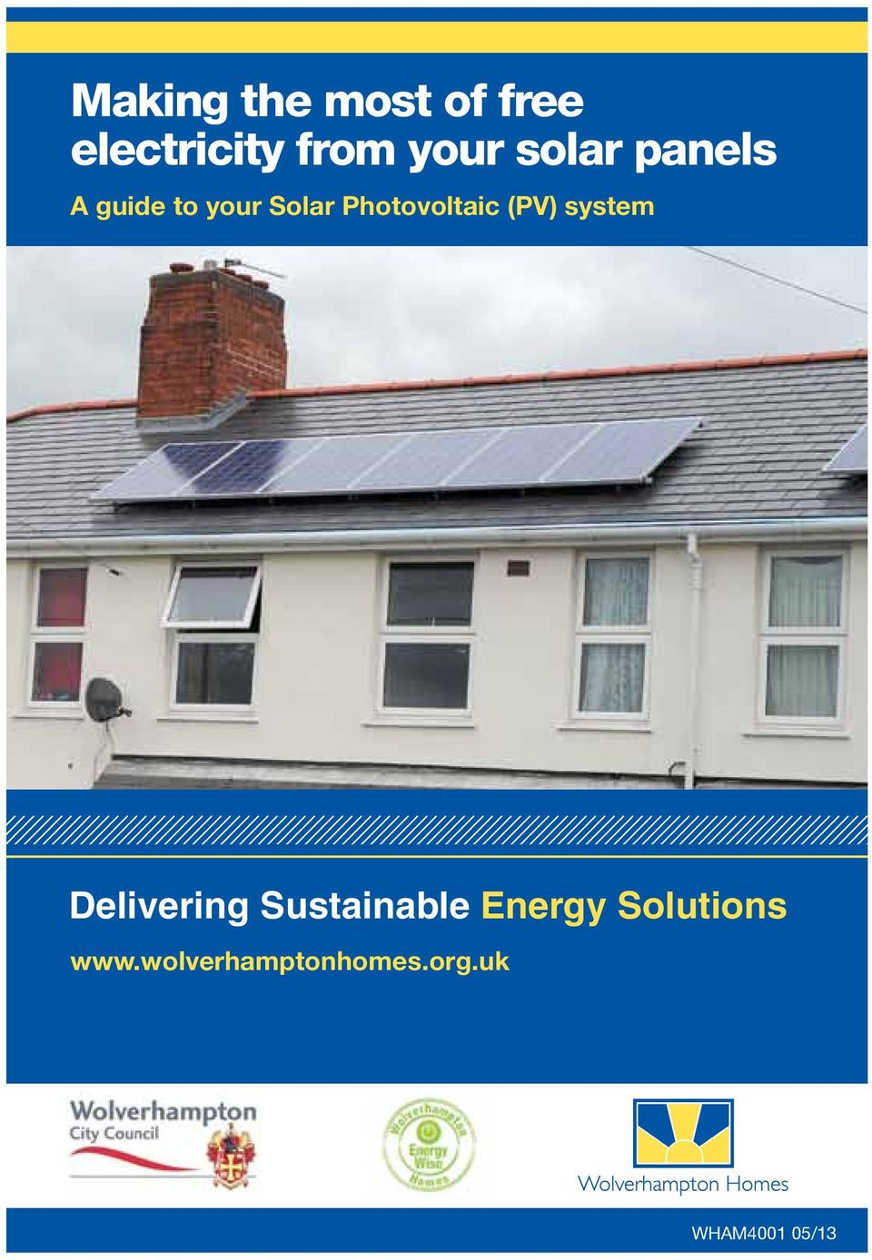 (PV) system Delivering Sustainable Energy
