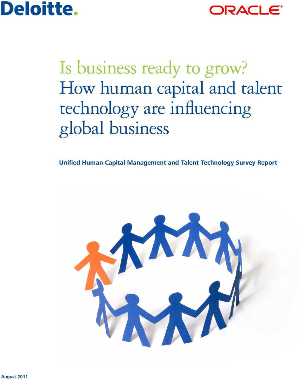 influencing global business Unified Human